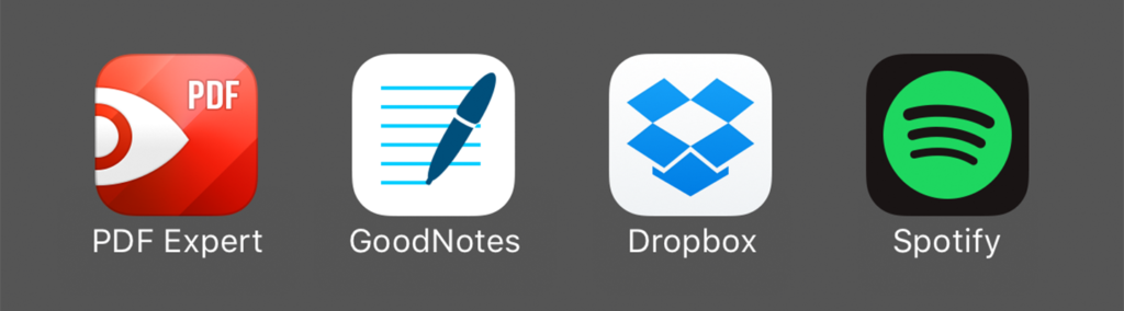These four apps and services have allowed me to move almost completely away from paper printouts.